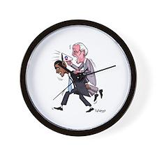 Bidden, The Drama Filled Gaff Wall Clock