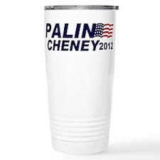 Palin Cheney Travel Coffee Mug