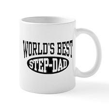 World's Best Step Dad Mug