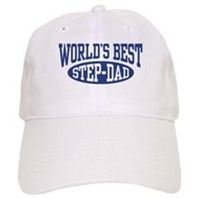 World's Best Step Dad Baseball Cap