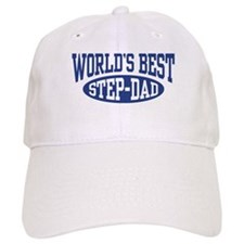 World's Best Step Dad Hat