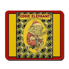 EDDIE ELEPHANT Mousepad