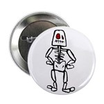 Retro Skeleton Button