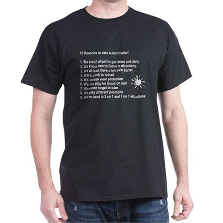 10 Reasons Dark T-Shirt