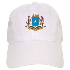 Somalia Coat Of Arms Baseball Cap