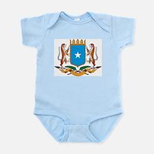 Somalia Coat Of Arms Infant Creeper