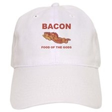 Bacon food of the gods Baseball Cap