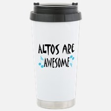 Altos Are Awesome Travel Mug