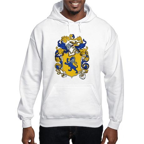 Fulton Coat of Arms Hooded Sweatshirt