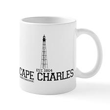 Cape Charles Lighthouse Mug
