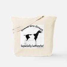 Goat are GreatTote Bag - LaMancha
