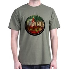 New Moon Santa Moon T-Shirt