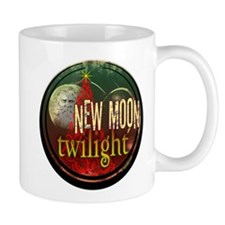 New Moon Santa Moon Mug