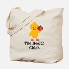 The Health Chick Tote Bag