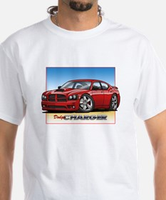 Red Dodge Charger Shirt