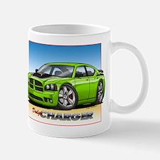 Sublime Green Charger Mug