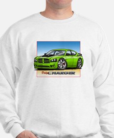 Sublime Green Charger Sweatshirt