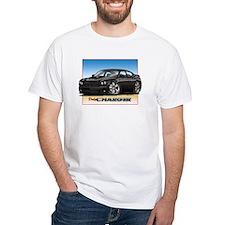 Black Dodge Charger Shirt
