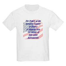 Ugly Little Bureaucrats T-Shirt