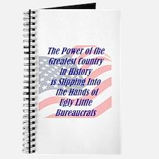 Ugly Little Bureaucrats Journal