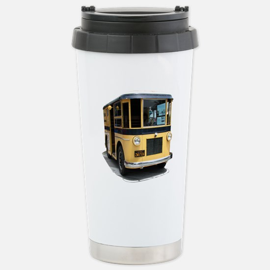 Helaine's Helms Truck Stainless Steel Travel Mug