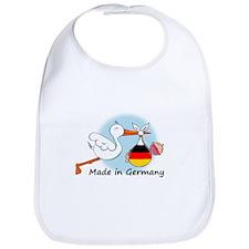 Stork Baby Germany Bib