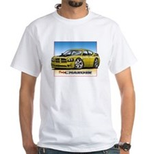 Yellow Dodge Charger Shirt