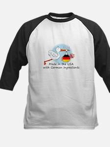 Stork Baby Germany USA Tee