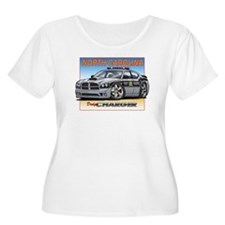 NC State Trooper Charger T-Shirt