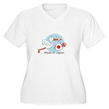 Stork Baby Japan T-Shirt