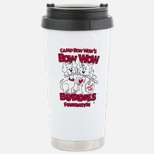 Cool Bow wow Travel Mug