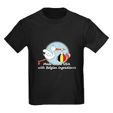 Stork Baby Belgium USA T