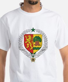 Senegal Coat Of Arms Shirt