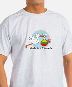 Stork Baby Lithuania T-Shirt