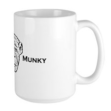Big Munky Mug