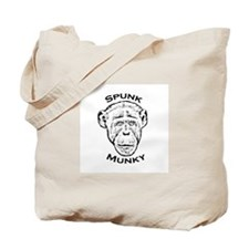 Munky Tote Bag