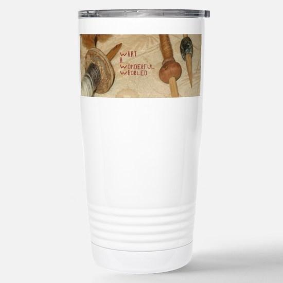 Spindle + Textile Lovers Mug/Wonderful Whorled