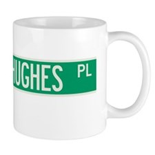 Langston Hughes Place in NY Mug