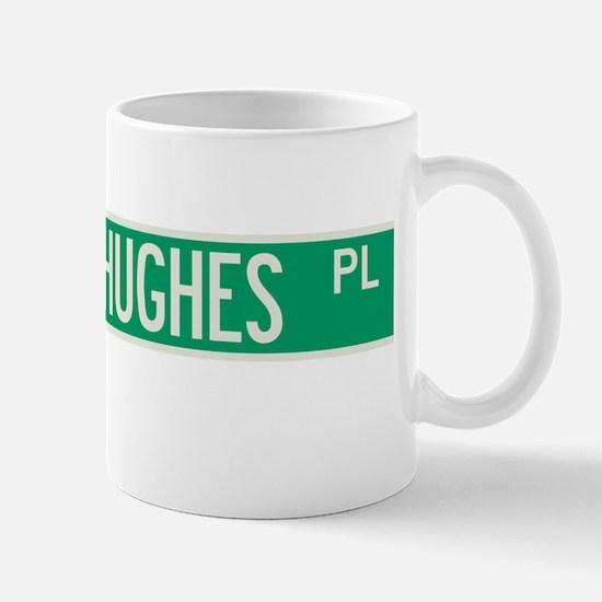Langston Hughes Place in NY Mug