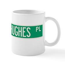 Langston Hughes Place in NY Small Mug