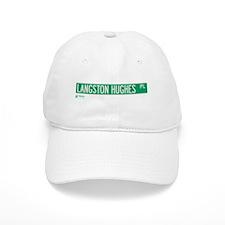 Langston Hughes Place in NY Baseball Cap