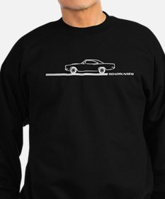 1968-69 Roadrunner Black Car Sweatshirt