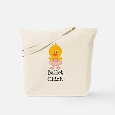 Ballet Chick Tote Bag