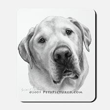 Max, Lab-Bull Terrier Mix Mousepad