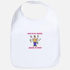 JACK OF TRADES Bib