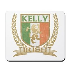 Kelly Irish Crest Mousepad