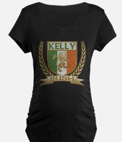Kelly Irish Crest T-Shirt
