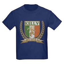 Kelly Irish Crest T