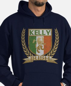 Kelly Irish Crest Hoody