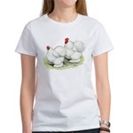 Cochins White Pair Women's T-Shirt